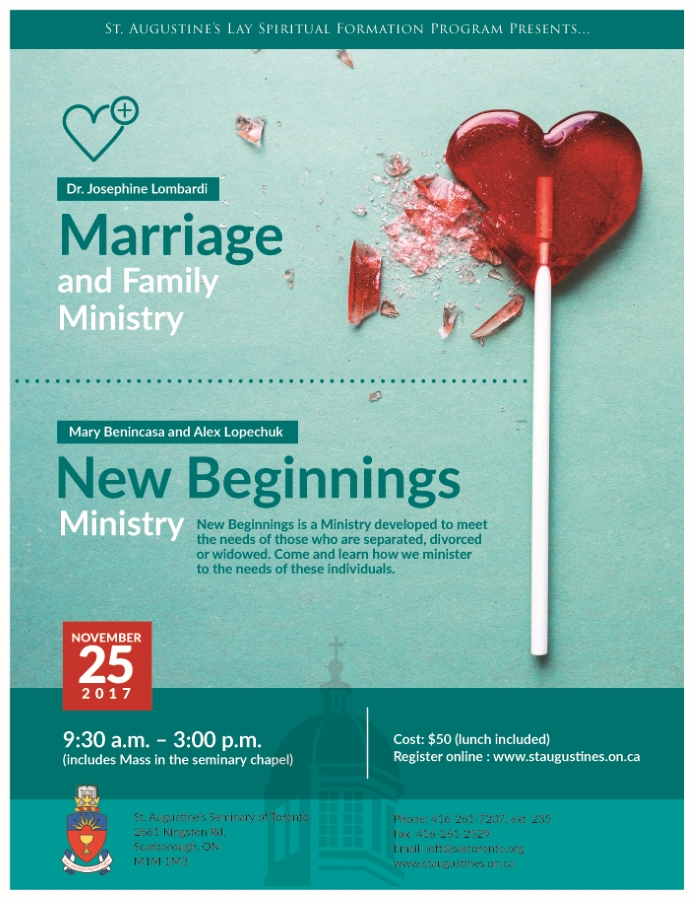 marriage and family ministry