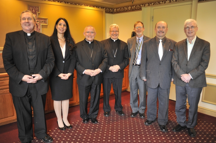 Keynote Speakers at Symposium on Pope Francis's Vision for the Renewal of the Church