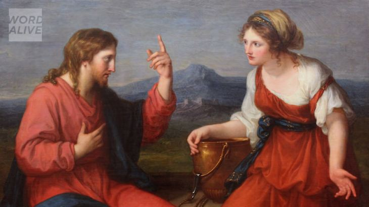 Word Alive: Jesus and the woman of Samaria